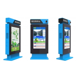 公交户外广告机